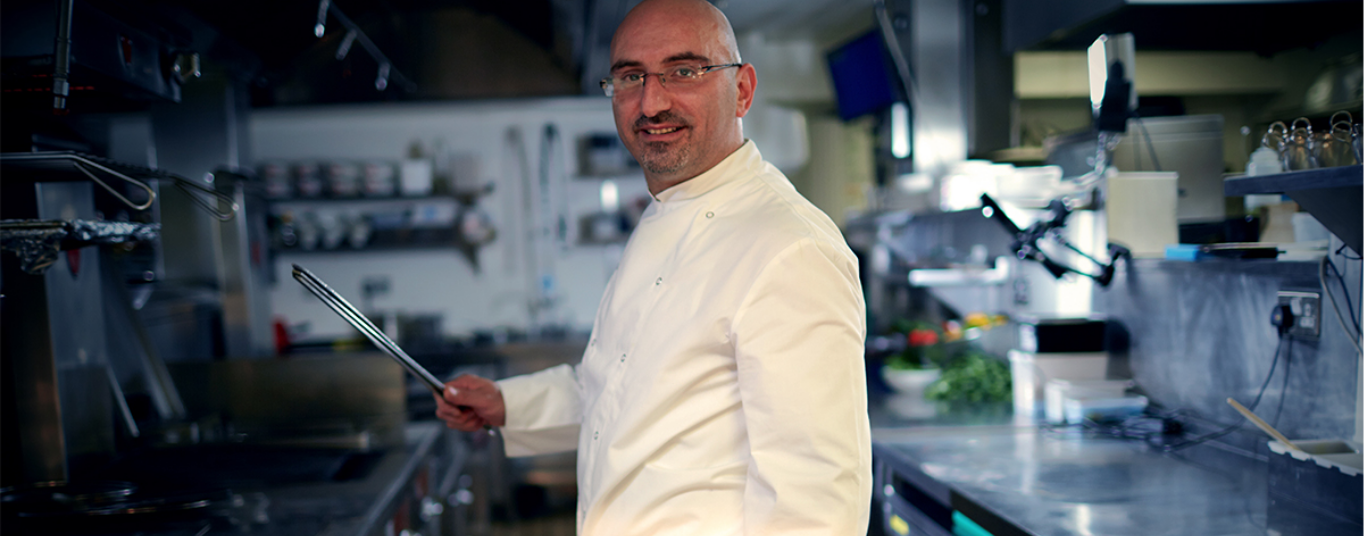 Fadi Andraous Arabic Chef
