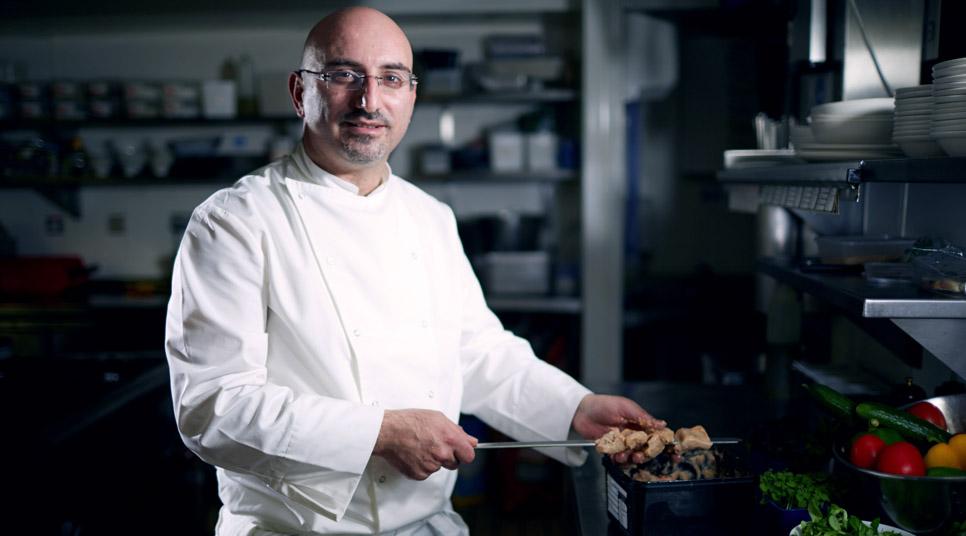 Chef Fadi