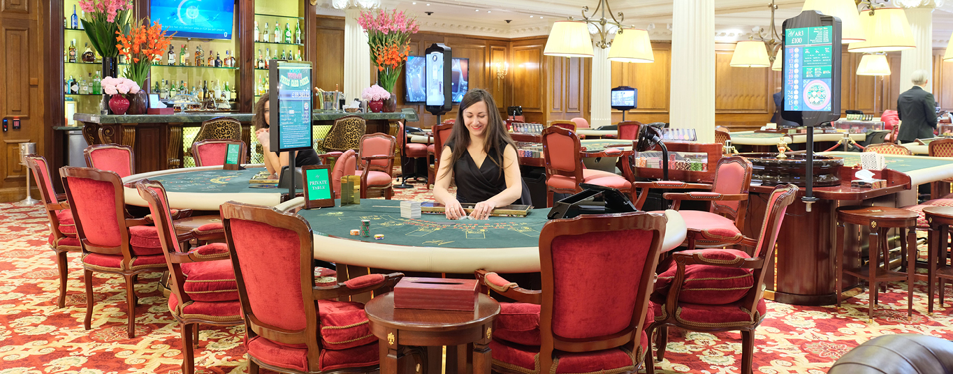 The Club - Gaming Rooms - Les Ambassadeurs