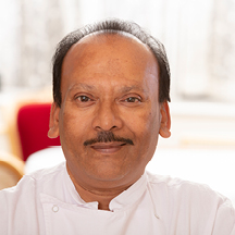 Satosh Pal – Indian Chef