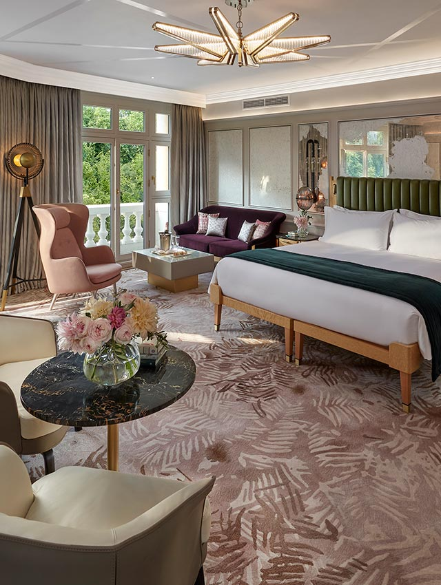 London Hotels Presidential Suite