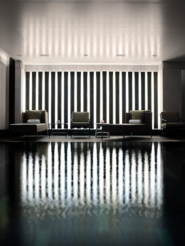 London Hotels Les A - Aman Spa Pool