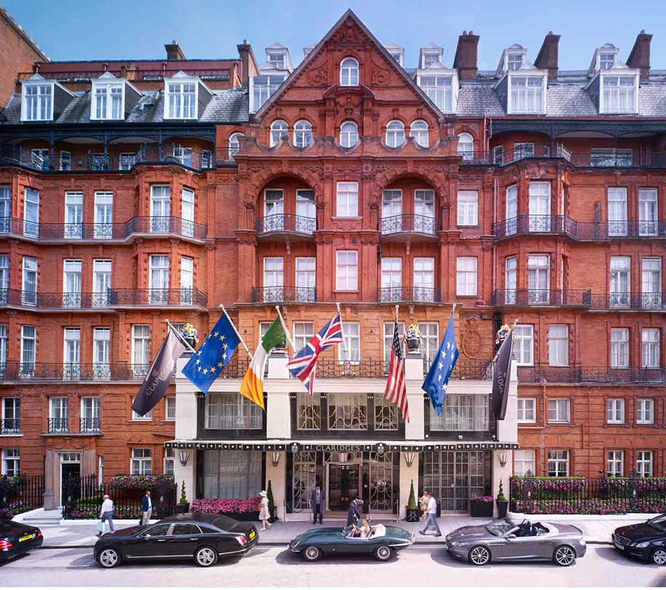 Claridges Hotel London