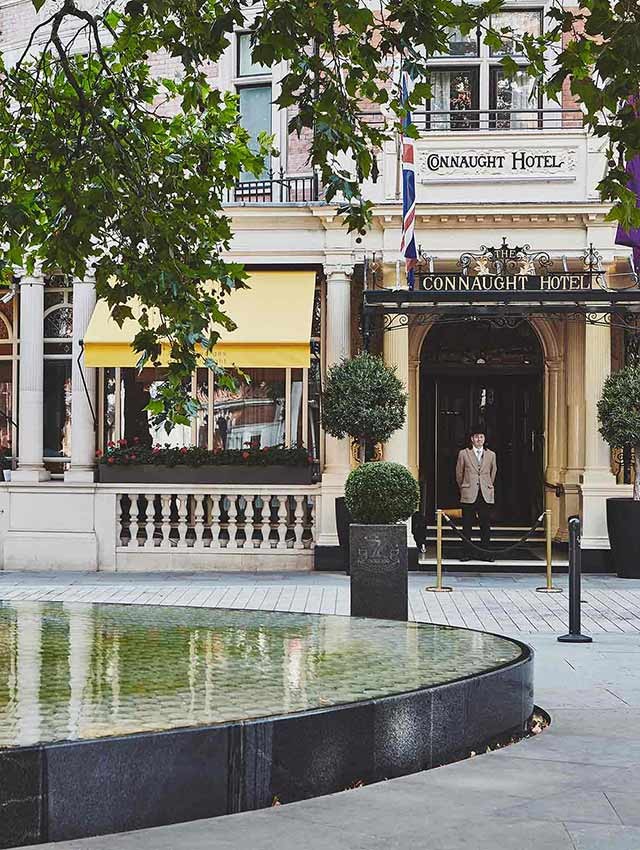 London Hotels Les A - The Connaught